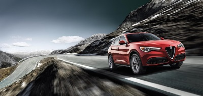 Alfa Romeo Announces Pricing For All-New Stelvio And Stelvio Ti