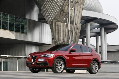 Alfa Romeo Stelvio Achieves Coveted Five-Star Euro NCAP Rating