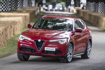 Alfa Romeo Announces UK Pricing And Specification For All-New Stelvio