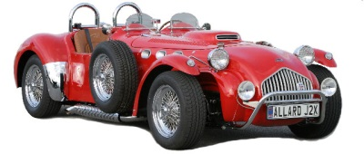 Allard Motor Works' J2X MkIII Now Made In the USA