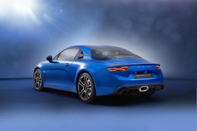 Alpine A110 Set For UK Debut At 2017 London Motor Show