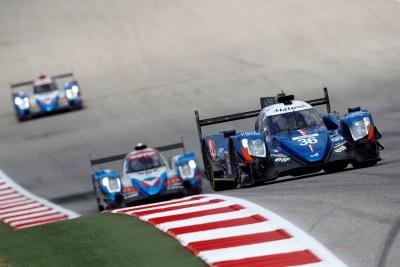 First Win Of The Season: Alpine Had 'Austin Power'