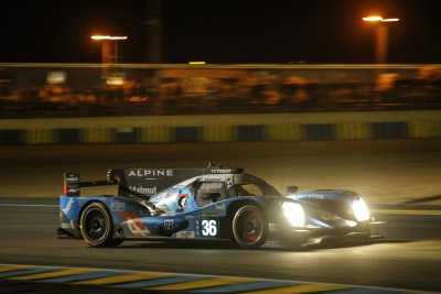 ALPINE WINS LMP2 CATEGORY AT LE MANS 24 HOURS
