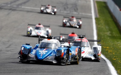 Hard-Earned Places Of Honour Acquired By Team Signatech Alpine Matmut
