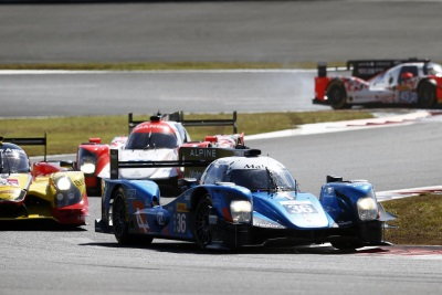 ALPINE CLAIMS PODIUM FINISH TO MOVE ONE STEP CLOSER TO TITLE