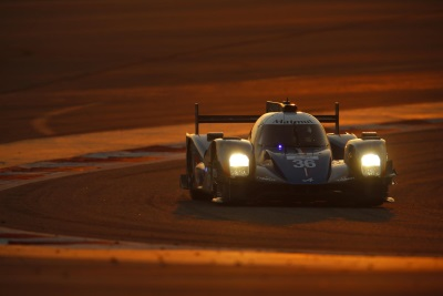 ALPINE GRABS A PODIUM IN THE LAND OF A THOUSAND AND ONE NIGHTS