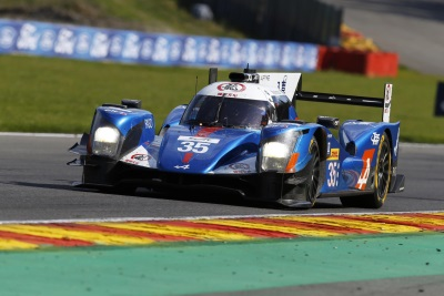 HEROIC VICTORY FOR ALPINE AT SPA-FRANCORCHAMPS!