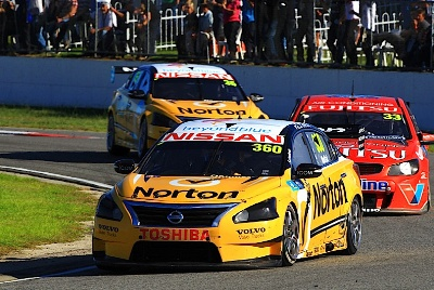 James Moffat Takes Top 10 Clean Sweep For Nissan At Barbagallo Raceway