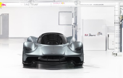 AM-RB 001 At The Canadian International Auto Show