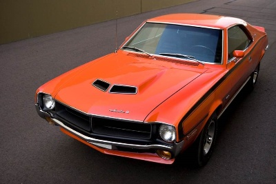 Rare and Highly Sought After AMC Javelin at Russo and Steele Newport Beach!