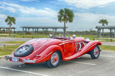 Amelia Island Concours : The Eight Flags Road Tour