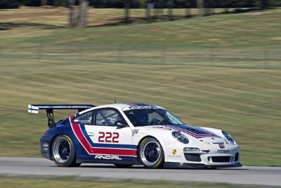 ANDIAL DIVISION OF PORSCHE MOTORSPORT NORTH AMERICA OPENS ITS DOORS TO RACE CAR REVIVALS