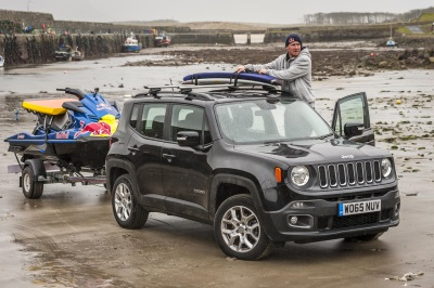 BIG WAVE SURFER ANDREW COTTON JOINS JEEP