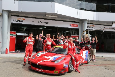 Asian Le Mans Series – Ferrari one-two at Sepang