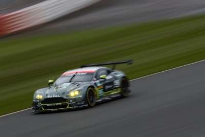 ASTON MARTIN RACING READY TO RACE AT 6 HOURS OF SPA-FRANCORCHAMPS