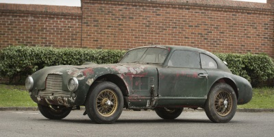 ASTON MARTIN WITH A TROUBLED PAST BECOMES BONHAMS TOP SELLER AT GOODWOOD FESTIVAL