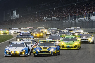 Aston Martin Celebrates Centenary At Nürburgring 24 Hours