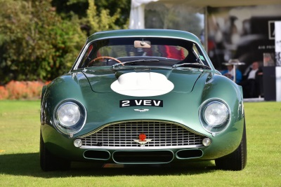 Amazing Aston Martins Join Line Up For The Biggest Concours Of Elegance Yet