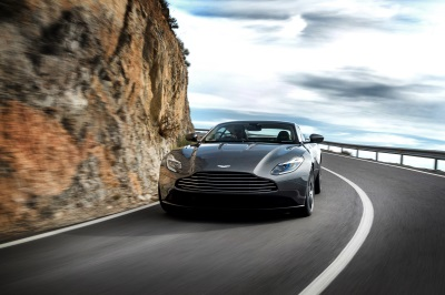 GLOBAL DYNAMIC DEBUT FOR NEW ASTON MARTIN DB11 AT GOODWOOD FESTIVAL OF SPEED