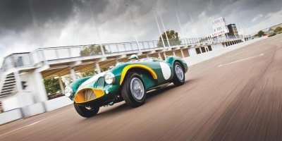 The 1954 Aston Martin DB3S: Car Of The Silver Screen Raced By The Great Stirling Moss