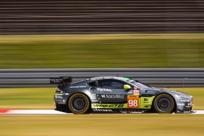 ASTON MARTIN RACING TAKES POLE AT FIA WEC 6 HOURS OF NÜRBURGRING