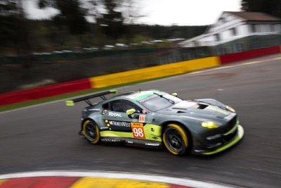 Aston Martin Racing Claim Victory At Fia Wec 6 Hours Of Spa-Francorchamps