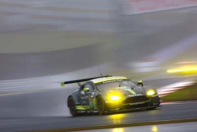 Aston Martin Racing Fired Up For Fuji Fight