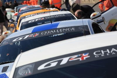 ASTON MARTIN GT4 CHALLENGE HEADS TO OULTON PARK