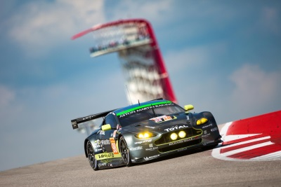 ASTON MARTIN RACING DOMINATES GTE FIELD IN 6 HOURS OF CIRCUIT OF THE AMERICAS
