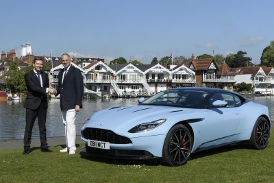 Aston Martin Joins Forces With Henley Royal Regatta To Be The First Official Automotive Partner In The Event's History