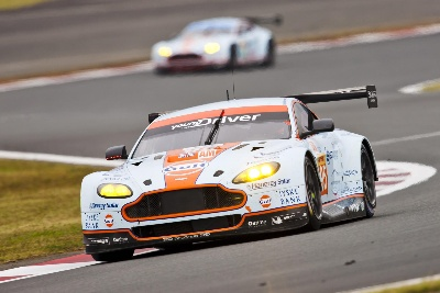 ASTON MARTIN WINS IN JAPAN