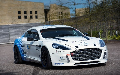 ASTON MARTIN MAKES HISTORY AT NÜRBURGRING 24 HOURS