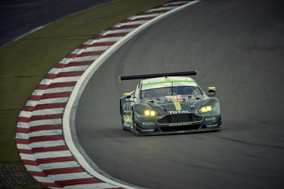 Aston Martin Racing Claim Pole Position For 6 Hours Of Nürburgring