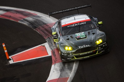 ASTON MARTIN RACING TAKES 1-2 IN 6 HOURS OF MEXICO QUALIFYING