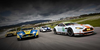 ASTON MARTIN CELEBRATES TEN YEARS OF ASTON MARTIN RACING WITH LARGEST PROGRAMME TO DATE