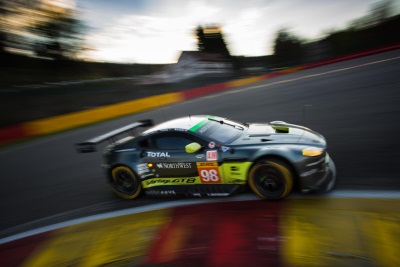 ASTON MARTIN RACING CLAIMS DOUBLE PODIUM AT 6 HOURS OF SPA-FRANCORCHAMPS