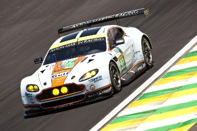 ASTON MARTIN TRIALS SOLAR TECHNOLOGY IN SAO PAULO