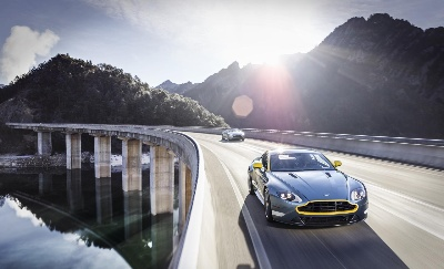 ASTON MARTIN LAUNCHES TWO NEW SPECIAL EDITIONS AT NEW YORK