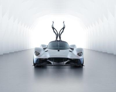 Aston Martin Valkyrie: Secrets Of Exterior And Interior Design Revealed