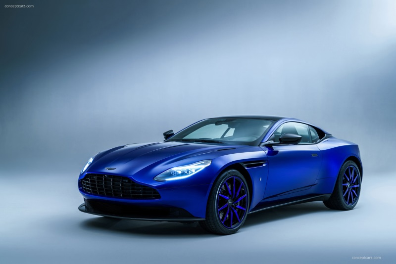 Aston Martin At The 2017 Geneva Motor Show