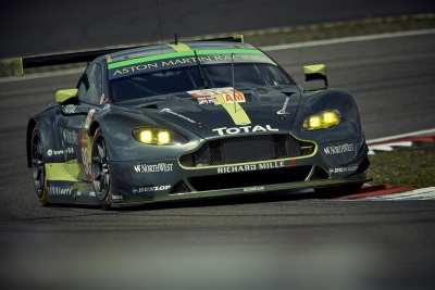 Aston Martin Take Strong Points Haul From 6 Hours Of Nürburgring