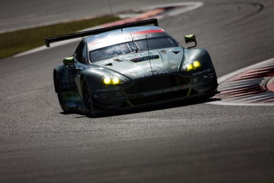 ASTON MARTIN RACING SECURES CLASS POLE POSITION FOR 6 HOURS OF FUJI