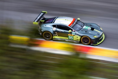 Aston Martin Racing Snatches Pole Position At 6 Hours Of Spa-Francorchamps