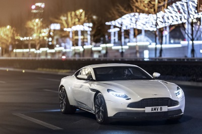 Aston Martin Reports Record First-Half Profit
