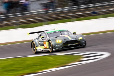 Aston Martin Racing Claims Podium At 6 Hours Of Silverstone