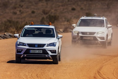 ATECA TESTED TO THE LIMIT