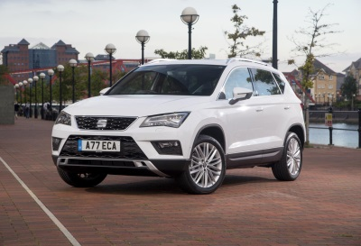 Seat Ateca Named Best Mid-Size SUV At Fleet News Awards