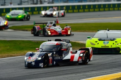 ALL-NEW ATLANTA CONCOURS HOSTS DELTAWING RACER KATHERINE LEGGE AT 'CAFFEINE & OCTANE'