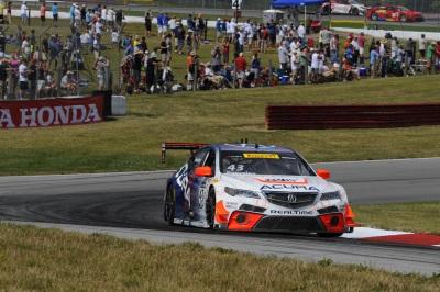 ACURA MOTORSPORTS RACE REPORT