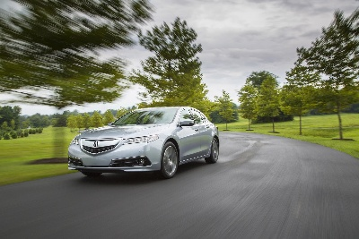 2015 ACURA TLX ACHIEVES HIGHEST OVERALL VEHICLE SCORE FROM THE NATIONAL HIGHWAY TRAFFIC SAFETY ADMINISTRATION